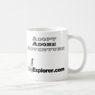 Dog Rescue Coffee Mug - DogExplorer