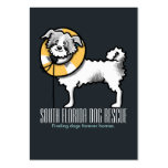 Dog Rescue Life Preserver Yellow Pack Of Chubby Business Cards