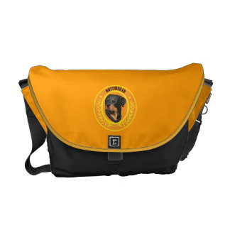 Dog ROTTWEILER Courier Bags