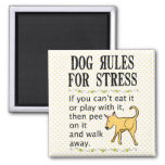 Dog Rules for Stress