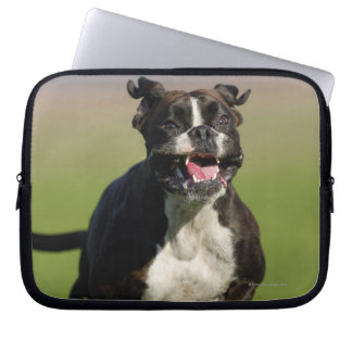 Dog Running Laptop Sleeve