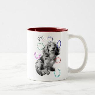 Dog s dictionary Love Coffee Mug