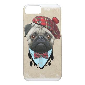 dog Scot iPhone 7 Case