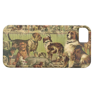 Dog Show 1893 iPhone 5 Covers