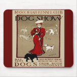 Dog Show Mouse Pad
