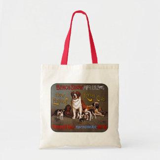 Dog Show New England Kennel Club Bags