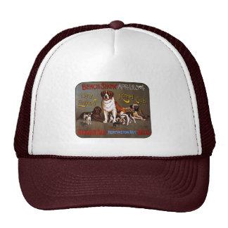 Dog Show, New England Kennel Club Trucker Hats