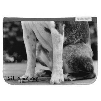 Dog Sit Kindle Keyboard Covers