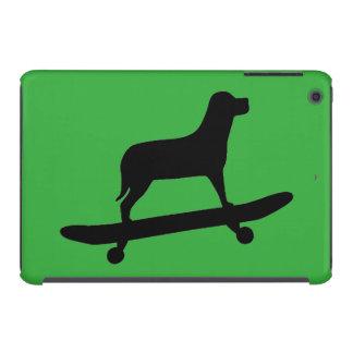 Dog Skateboarding - Funky iPad Mini Case