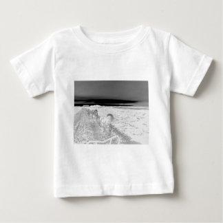Dog Sledging Baby T-Shirt
