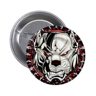 Dog SuperHero...!!!  BT 6 Cm Round Badge