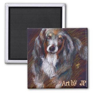 Dog-Sydney Art Magnet