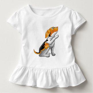 dog telescope toddler T-Shirt