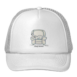 Dog Tired Hat