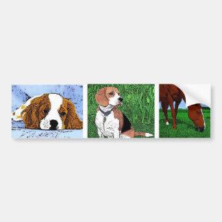 dog TLC Bumper Sticker