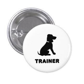 Dog Trainer 3 Cm Round Badge