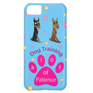 Dog Training iPhonce cases iPhone 5C Cover