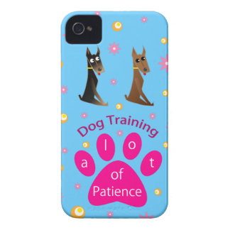 Dog Training iPhonce cases iPhone 4 Cover
