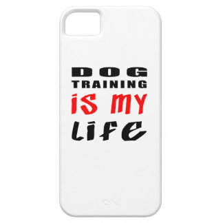 Dog Training is my life iPhone 5/5S Cover