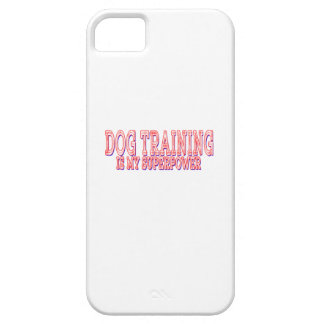 Dog Training is my superpower iPhone 5/5S Covers