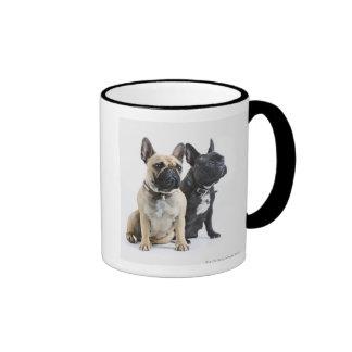 Dog training & obedience ringer mug