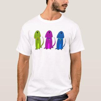 Dog Trio T-Shirt