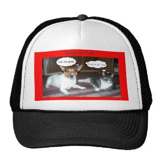 Dog VS Cat Cap