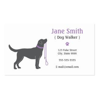 600 dog walking business cards and dog walking business card templates. Black Bedroom Furniture Sets. Home Design Ideas