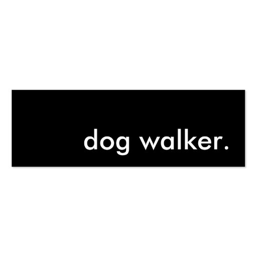 Collections of pet sitter business cards page4 dog walker business card template colourmoves