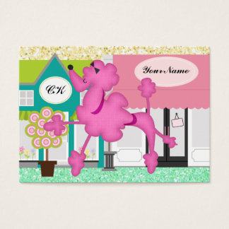 Dog Walker / Groomer / Etc. - SRF Business Card