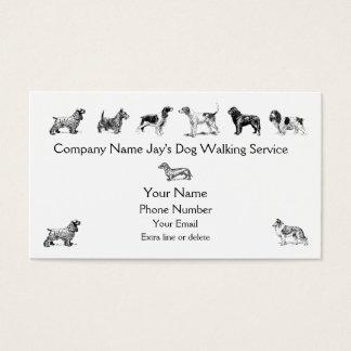 Dog Walker Groomer Pet Care Service Custom Company
