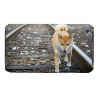 Dog walking track iPod Case-Mate case