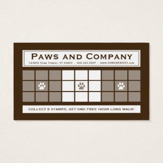 DOG WALKS 3dots Loyalty Program
