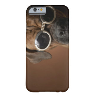 Dog wearing sunglasses 3 barely there iPhone 6 case