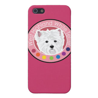 Dog West highland white terrier iPhone 5 Cover