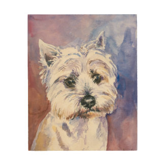 Dog Wood Canvases