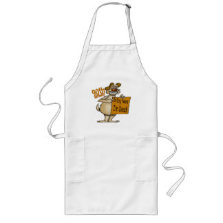 Dog Years 90th Birthday Gifts Long Apron