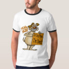 Dog Years Dead 75th Birthday Gifts T-Shirt