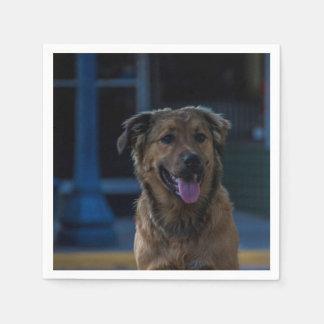 Dog Years Paper Napkin