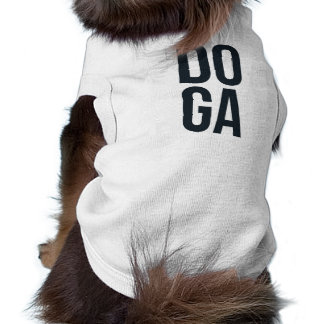 """Doga"" Dog Shirt"
