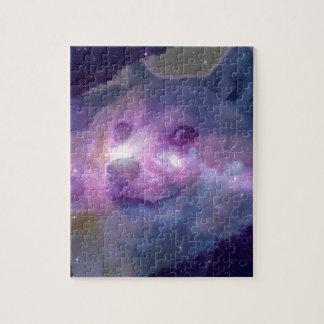 Doge Galaxy Jigsaw Puzzle