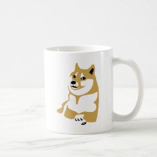 Doge - internet meme classic white coffee mug
