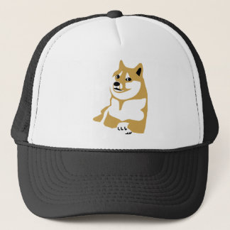 Doge - internet meme trucker hat