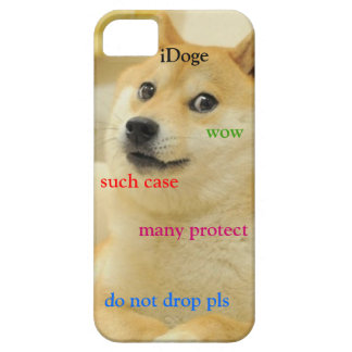 Doge iphone case