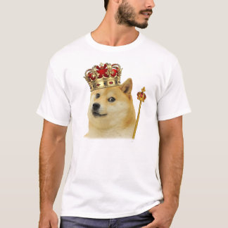 Doge king T-shirt