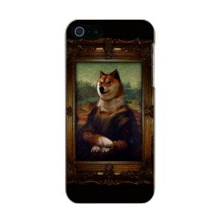 Doge Mona Lisa Fine Art Shibe Meme Painting Incipio Feather® Shine iPhone 5 Case