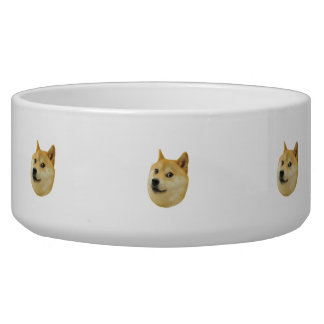 Doge Pet Bowl (Large)