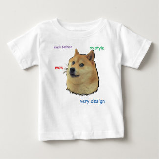 Doge.  So Shibe Baby T-Shirt