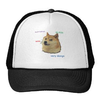 Doge.  So Shibe Cap