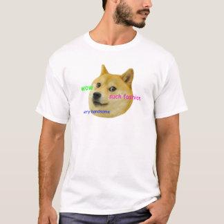Doge Such Fashion! Meme T-shirt